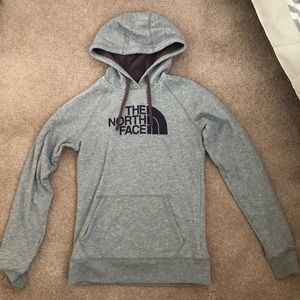 The North Face womens pullover hoodie
